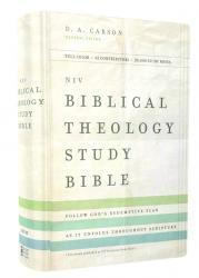 NIV Biblical Theology Study Bible