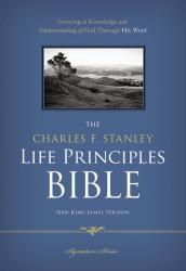 NKJV Charles F. Stanley Life Principles Bible