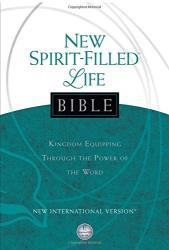 New Spirit–Filled Life