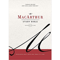The NKJV, MacArthur Study Bible, 2nd Edition